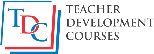 Teacher Development Courses logo